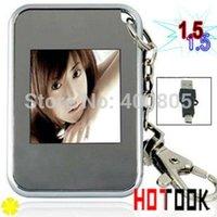 Wholesale 2014 hot sale New Mini Keychain key chain inch Digital Photo Frame picture X