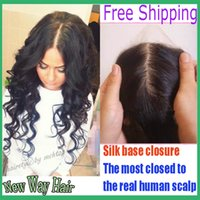 Cheap Silk Lace Closure Best silk top closure