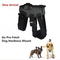 Wholesale For GoPro Fetch Harness Pet Dog Chest Strap Mount accessories for gopro Camera Hero