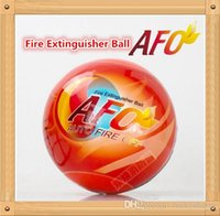 Wholesale PC CE approved AFO Newest Technology Auto Fire Extinguisher Ball Home Security Best Protection