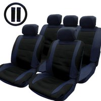 Wholesale TIROL Universal Car Seat Protector Cover Set Anti Mud Dirt Car Seat Cushion Pads Supply Interior Styling Waterproof Car Support