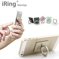 tablets for sale - Hot Sale iRing Holder for Mobile Phones and Tablets Luxury Finger Grip with Free Hook for Car Using Phone Stand Ring Holder