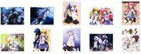 angels blanket - hot anime Angel Beats Characters Kanade Tachibana Yuri Nakamura bed sheet Enjeru Bitsu Yuzuru Otonashi Duvet Cover blanket
