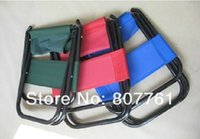 Wholesale New Furniture Silla Brand Piece Ems Folding Outdoor Camping Hiking Fishing Picnic Garden Stool Chair Seat