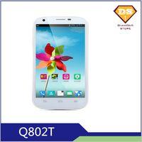 Wholesale Original New ZTE Q802T smart phone inch screen Quad core Android GB ROM