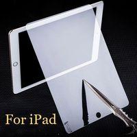 Wholesale for ipad pro air Tempered Glass Tablet PC Screen Protector For Ipad Mini Ipad Ipad Mini High Quality SSC014
