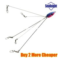 Wholesale 1 piece Lead Jig head arms alabama rig umbrella rigs bait Explosion hook Fishing lures buy will more cheaper