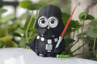 Wholesale New Arrival Starwars Cosplay Star Wars Kids Plastic Toll Children Cute Diminutive Toy Cartoon Movies Action Figures