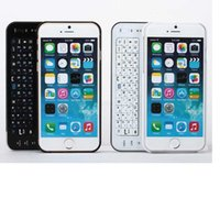 Wholesale New Ultra thin Sliding Bluetooth Foldable Keyboard for iPhone quot