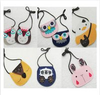 animal crossing accessories - Fashion Coin Purses Top Quality Children s Accessories Animal Purses Cartoon Purse for Baby Girl Cross Body Fox Coin Purse Kids Wallet m789