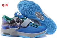 Cheap 24color 2015 New Kevin Durant Kd 6 Kd VI Mens Basketball Shoes Kd7 Shoes With Tick