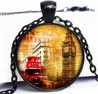 london necklace - Old London pendant London necklace Old London Photo Pendant Handcrafted Jewelry