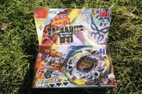 Wholesale 1 PIECE beyblade BB Vari Ares D D D VARIARES LAUNCHER METAL FUSION FURY baby gift