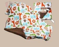 Wholesale Children s Coral Fleece Blanket Soft Bedding Newborn Blanket Baby Towel Blanket