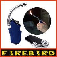 bendable metal - FIREBIRD Bendable Adjustable Flame Kitchen Refillable Gas Cooker Lighter