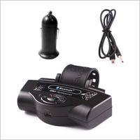 Wholesale Bluetooth Handsfree Car Kit Car Steering Wheel Bluetooth Handsfree Kit With Speaker Phone MIC mute Function BT B