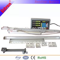 Wholesale PACKAGE SCALES axis axis DIGITAL READOUT DRO linear Scales mm mm mm mm mm