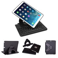 air deals - Degree Rotatable Wireless Tablet PC Keyboard Cover Case for iPad Air Detachable Bluetooth Keyboard Cover Case For iPad Daily Deals