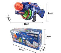 Wholesale Soft Bullet Toy Gun Sniper Barrett CS Even Launch Assault Simulation Model For Christmas Gift