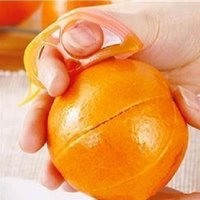 Wholesale New multifunction orange peeler kitchen accessories stripper cutter fruit vegetable tools easy to use