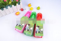 Wholesale 500ml Blue Red Pink Dog Drinking Bottles Potable Pet Dog Cat Water Feeding Drink Bottle Dispenser Pet Product TT97