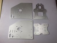 axis machines - OX CNC machine parts OX X Axis Front Plate OX_Y_Gantry_Plate6mm OX Back X Axis Plate motor plate
