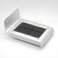 solar garden lights - 16 SMD LED Solar Power Motion Ray Sensor Garden Security Lamp Outdoor Garden Waterproof Wall Light Enegry Saving