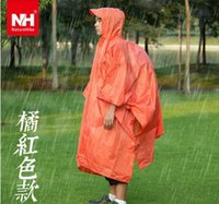 awning cloth - NatureHike triad mountaineering raincoats Multi functional outdoor poncho to cloth tents awning the arbor