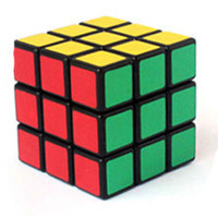 Plastics magic toys - Hot Sale New Mic Rubik Cube X3x3 cm Puzzle Game adult children educational toys