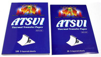 atsui paper - Sheets ATSUI Tattoo Carbon Stencil Thermal Transfer Paper Supply Tattoo Accessories Supplies