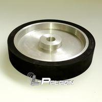 Wholesale 250 mm Contact Wheel Belt Sander Rubber Wheel Flat surface