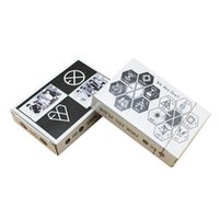 Wholesale Hot Sale New Exo Official Poker Personality Planet Star Printed Playing Cards Poker Game Drop Shipping Sport