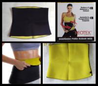Wholesale 50Pcs Hot Neoprene Slimming Waist Belts Cinchers Body Shaper Slimming waist training corsets S XXXL Size bodysuit women M55