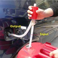 Wholesale Y71 Portable Car Manual Hand Siphon Pump Hose Transfer Pump Gas Oil Liquid Syphon