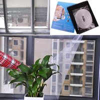 Wholesale 2015 New arrival Hot sale best quality New Insect Fly Mosquito Window Net Netting Mesh Screen Curtains ZH057
