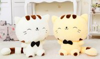 animal face pillows - 2016 new cm Lovely big face cat plush toy piece Cat Stuffed animals pillow birthday gift