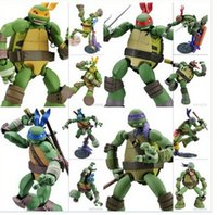 Wholesale The mountain pass type Teenage mutant ninja turtles Leonardo Raphael Michelangelo donatello