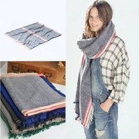 Cheap Keep Warm Winter Best Fashionable Plain Scarf