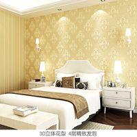 glitter wallpaper - Fashionable Glitter shining wallpaper silver glitter wall paper background wallpaper behang papel de parede wall decal murals AB034
