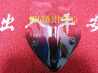 Wholesale su z uki Motorcycle was turned GW250 modified with black dot Windshield glass dome