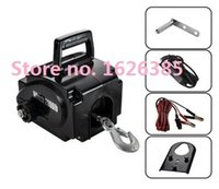 Wholesale good quality Yacht Winch Boat winch Barge winch V lb ELECTRIC WINCH
