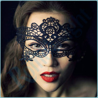 sexloves - Explosive Sexy Lace Hollow Eye Mask for Party Erotic Flirt Blindfold Lingerie Costumes Accessories