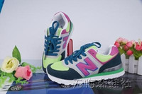 Wholesale 2016NEW BALANCE Cheap Original New Balance Women Men Breathable Mesh Movement Multi Color Dropship Fashion Boy Girl Size EUR36 EUR40