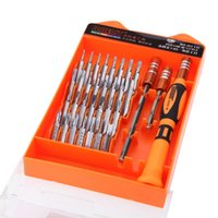 Wholesale Professional in Interchangeable Magnetic Screwdriver Kit Set Repair Tools Jakemy Hardware Screw Driver JM
