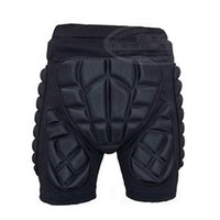 Wholesale Men and women skating ski pants Nappy pants Hockey Pants Adult Child Safety Campaign protective pants pants