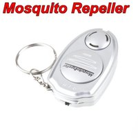 activities mosquito repeller - 10pcs key clip Eco Friendly Electronic Ultrasonic Pest Mosquito Insect Repeller for outdoor living and activities