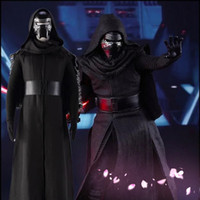 Wholesale 2016 New Star Wars Cosplay Costumes Mask Set Kylo Ren Cosplay Jedi Sith Cloak Kids Adult Men Theme Costume