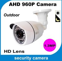 analog security cameras - 2015 hot AHD Analog High Definition Surveillance Camera P bullet camera outdoor MP security Camera waterproof CCTV HD