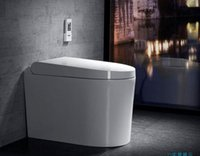 sanitary ware - 2015 year top sale China Sanitary Ware intelligent toilet smart wc toilet bathroom smart toilet