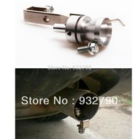 Wholesale 23mm Universal Car Blow off Simulator Whistler Sound Exhaust Whistle Turbo Tool size M order lt no track